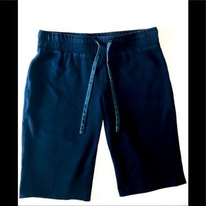 ☼4 for 20$☼ Navy Blue Fabric Shorts
